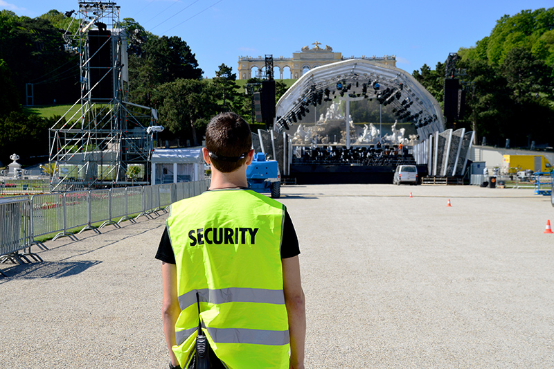 Cost Hiring Security For Event in Manchester Greater Manchester